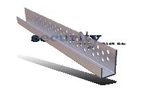 JB-25 Προφίλ Ξηράς Δόμησης - Προφίλ προστασίας άκρων γυψοσανίδας