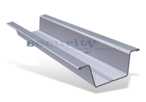 Profile System for Dry-Wall  Ceiling - Secondary Ceiling Profile CD 42/27 (Omega shape)