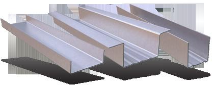 Προφίλ για Ψευδοροφές Ξηράς Δόμησης - Σύστημα Duro-Steel™ D-415