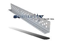 Προφίλ Ξηράς Δόμησης - Γωνιόκρανα Προφίλ προστασίας άκρων γυψοσανίδας