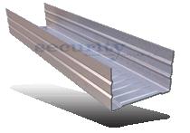 Προφίλ  Ξηράς Δόμησης -   Συστήματα Προφίλ Χωρισμάτων - Στρωτήρας